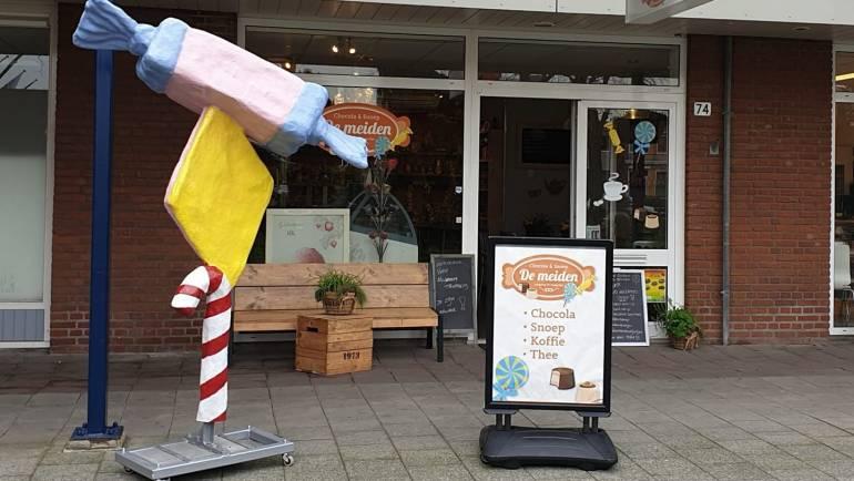 Winkel in Hoogvliet
